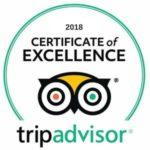 tripadvisor 2018 certificate of excellence 1 150x150 Karibu!